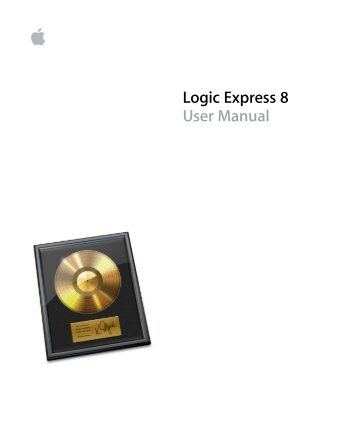 manual for apple logic express 7 musician s friend rh yumpu com Logic Express X Thread Logic Express Trial