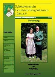 Festzeitung 2016 SV Leuzbach-Bergenhausen