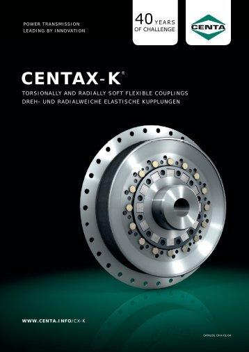 CENTAX-K® - CENTA Antriebe Kirschey GmbH