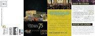 buffalo sings! community concert series - The Buffalo Philharmonic ...