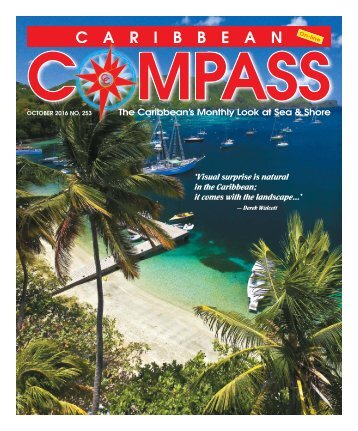 Caribbean Compass Yachting Magazine October 2016
