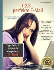1,2,3...perfekte E-Mail