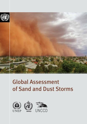 of Sand and Dust Storms