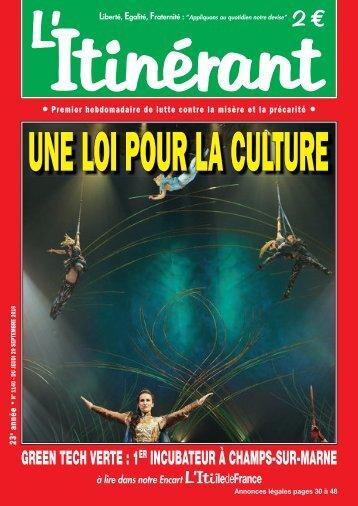 L'Itinérant n°1140
