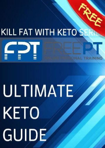 ULTIMATE KETO GUIDE