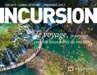 Incursion Voyages_ Catalogue 2017