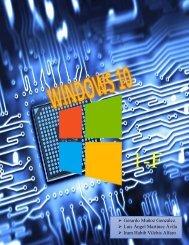Proyecto windows 10