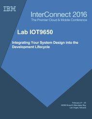 Lab IOT9650