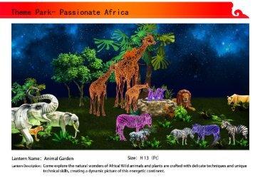 Africa - Animal Garden