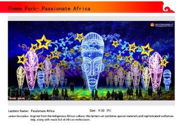 Africa - Passionate Africa Mask