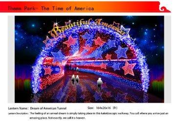 America -Dream of America Tunnel