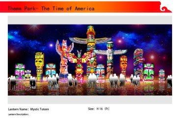 America -Mystic Totem 14