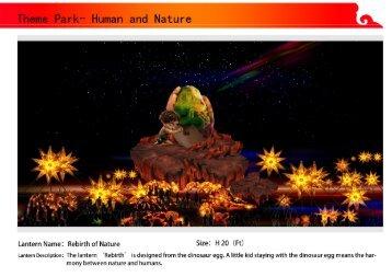 Dinosaur - Rebirth of Nature