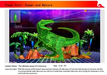 Dinosaur - Ultimate power of Crotatous