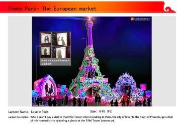 Europe - Love in Paris