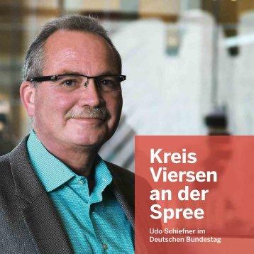 Udo Schiefner MdB - Der Kreis Viersen an der Spree