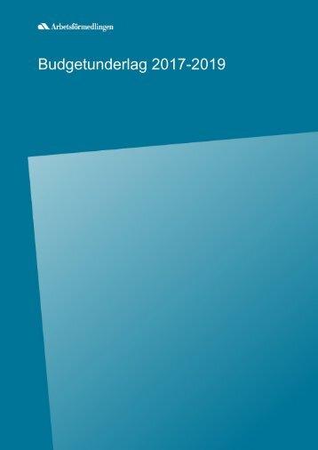 Budgetunderlag-2017-2019