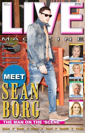 LIVE Magazine #244 Sept 30-Oct 14