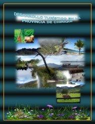 Desarrollo Turístico de la Provincia de Chiriquí