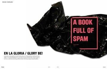En la gloria / glory bE! - Bendita Gloria