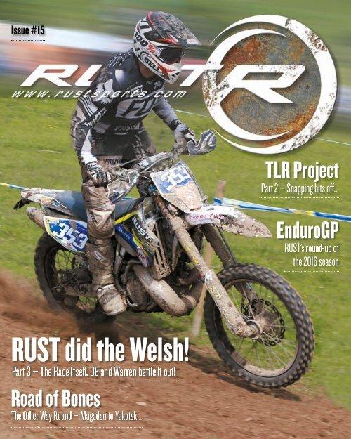 RUST magazine: Rust#15