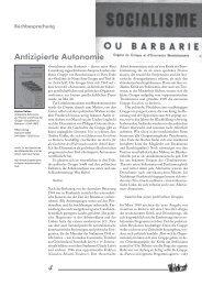 4 Antizipierte Autonomie - Wildcat