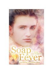 Leseprobe-Soap-Fever