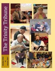 Trinity Tribune - Oct 2016 to Jan 2017