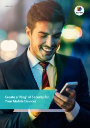 Create a 'Ring' of Security for Your Mobile Devices