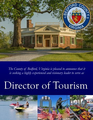 Director of Tourism