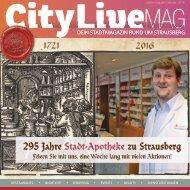 CityLiveMag Oktober 2016