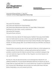 Schweizer Botschaft Berlin 15.05.2012 - Regierungsrat