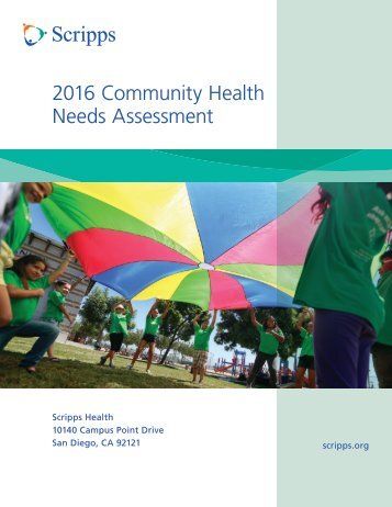 2016 Community Health Needs Assessment