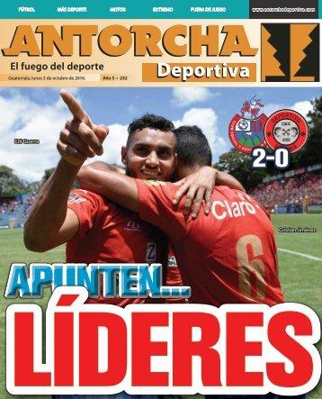 Antorcha Deportiva 232