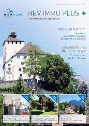 HEV IMMO PLUS+ Werdenberg-Sarganserland