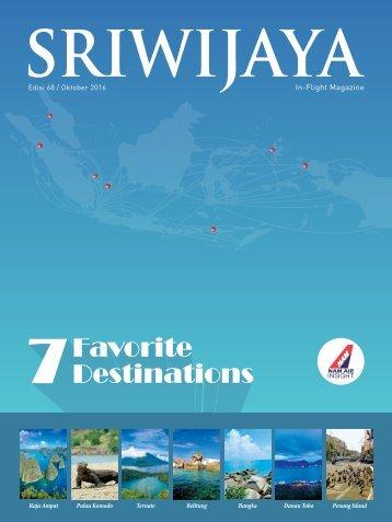 Sriwijaya Oktober'16