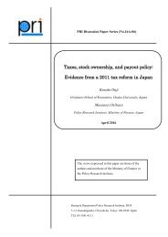 Taxes stock ownership and payout policy Evidence from a 2011 tax reform in Japan