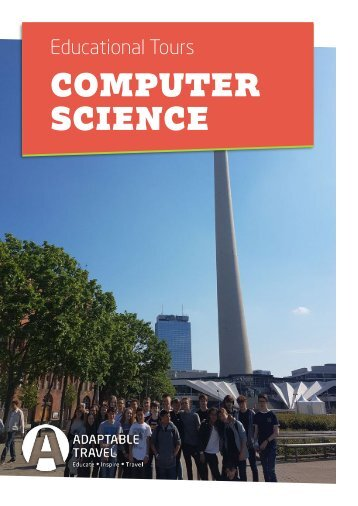 Our most popular Computer Science School Trips