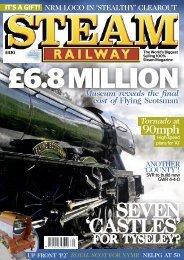 Steam Railway Mini Magazine