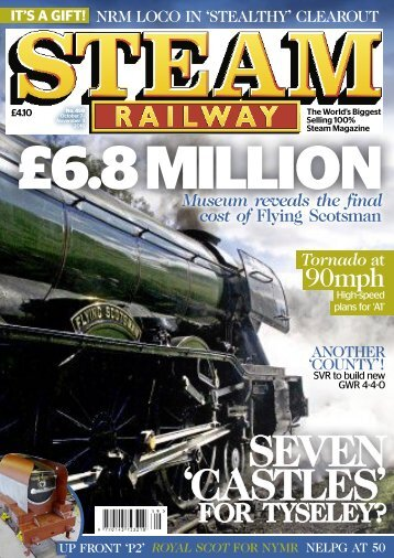 Steam Railway Mini Magazine