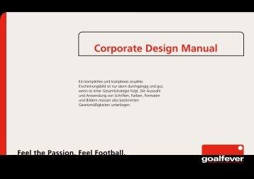 Corporate Design Manual - dergrafiker.info
