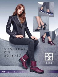 Butigo Lookbook 2016 SK