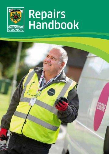 Repairs Handbook