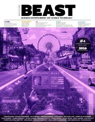 Magazine BEAST #4 2016