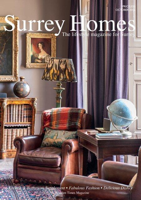 Surrey Homes | SH24 | October 2016 | Kitchen & Bathroom supplement inside