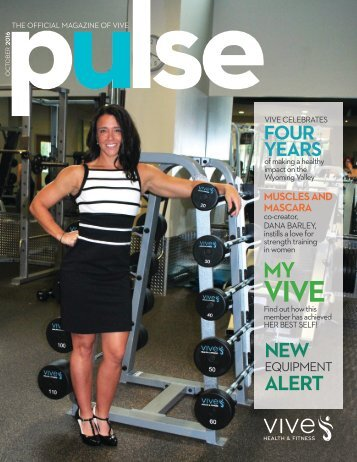 Vive Health & Fitness | October Issue 2016