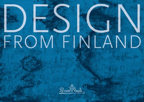 Rosenthal – Design from Finland – 2012 - Kurfuerstendamm.de