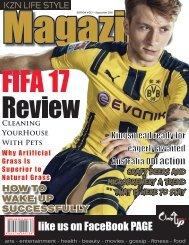 Kzn LifeStyle Magazine #12