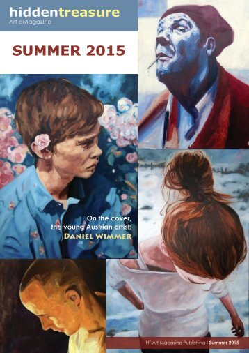 Hidden Treasure Art eMagazine / Summer 2015 JUNE