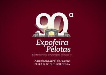 90ª Expofeira Pelotas - Programação